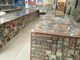 连环画博物馆一间拥有两万册连环画1909年至1989年间出版 20000册连环画整批转让