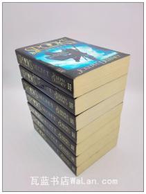 The Spooks Secret (Joseph Delaney) 驱魔人的秘密 英文原版小说