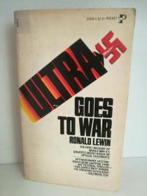 二战最大的秘密 - Ultra 组织:盟军破译德国无线电情报的传奇历程 Ultra Goes to War:The First Account of World War IIs Greatest Secret Based on Official Documents by Ronald lewin (情报)英文原版书