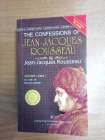 The Confessions Of Jean-Jacques Rousseau(全版本)卢梭忏悔录(英文版)