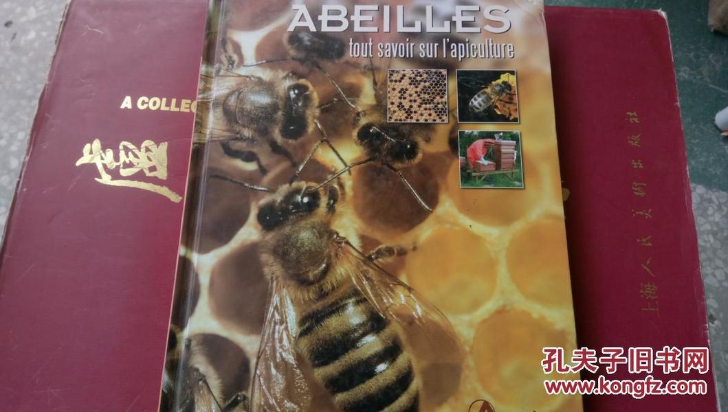 ABEILLES(法语)/BT(外来之家微信248827128)