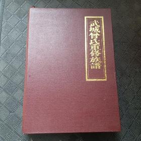 武城曾氏重修族谱