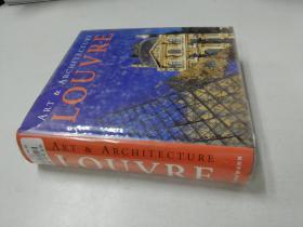 外文原版 architecture --LOUVRE 精装本