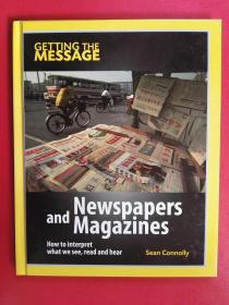 GETTING THE MESSAGE : Newspapers and Magazines