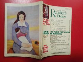 美国原版读者文摘:Reader's Digest 1987.6