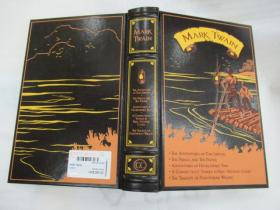 Mark Twain: Five Novels 马克吐温 五部经典小说