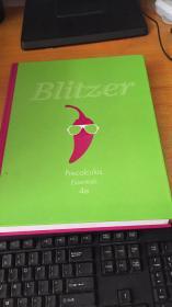 Blitzer Precalculus Essentials(4th EDITION)原版书