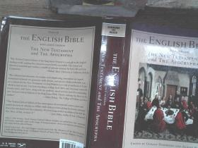 The English Bible King James Version: The New Testament And The Apocrypha