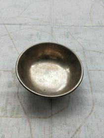 银碗 雕花