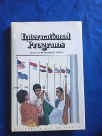 International  Programs  精装
