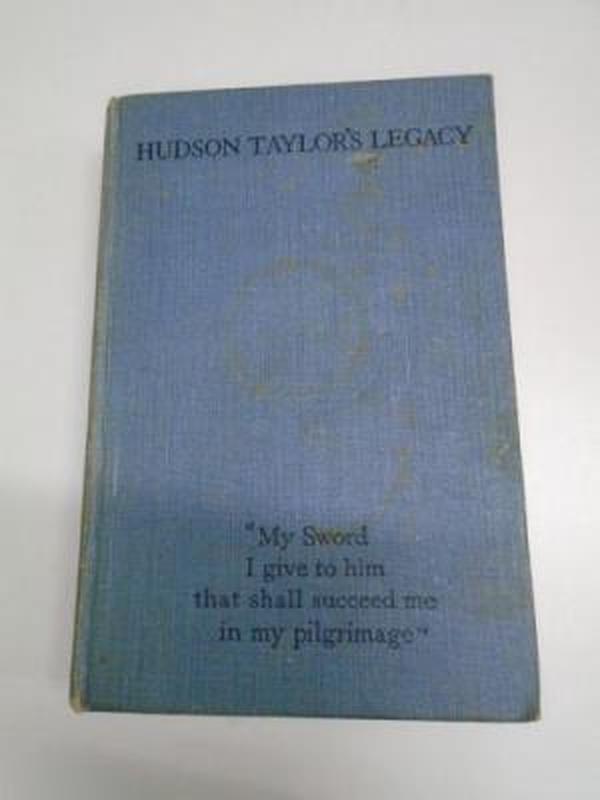 1932年戴德生的遗产Hudson Taylors Legacy