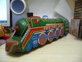 ME660铁皮火车【好品,无残】长40厘米,高13厘米,宽8.2厘米