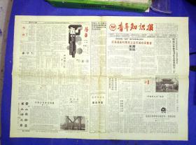 100010264  青年知识报1989.5.3