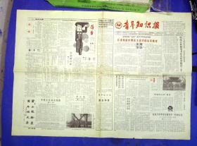 100010265  青年知识报1989.5.3