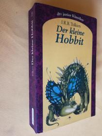 德文原版插图本 托尔金《霍比特人》Der Kleine Hobbit.J. R. R. Tolkien
