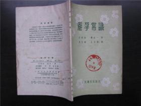 1957年:避孕常识