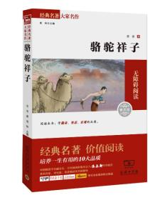 Classic Masterpieces Masterpieces: Camel Xiangzi (Quality Edition)
