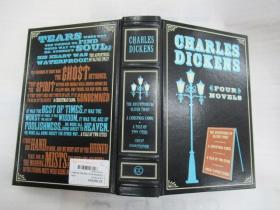 Charles Dickens: Four Novels查尔斯狄更斯 四部小说