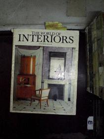 THE WORLD OF INTERIORS 1984        1