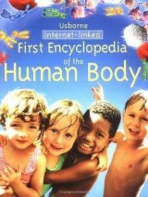 正版二手!First Encyclopedia of the Human Body (Usborne First Encyclopedias)