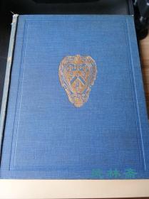 百年石版画百图 雷恩爵士作品集 英国皇家建筑师协会编 Sir Christopher Wren