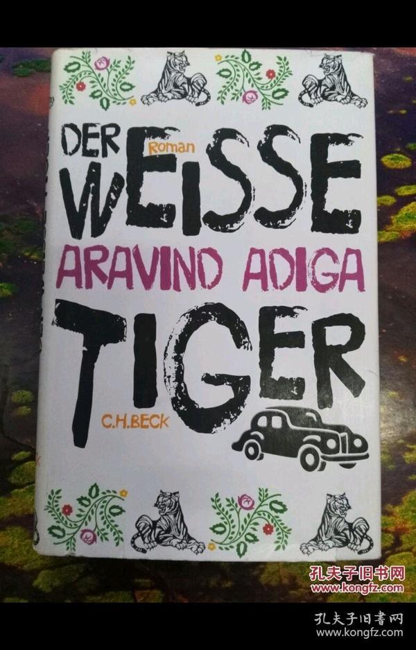DER WEISSE TIGER