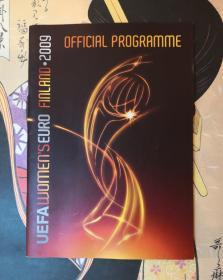 UEFA WOMENS EURO FINLAND· 2009(秩序册)