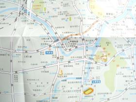 龙岩市交通旅游图 2018年5月 龙岩地图 龙岩市地图 龙岩城区 龙岩交通
