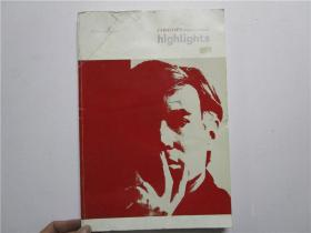 CHRISTIES international highlihts (佳士得 2011) 8开英文版