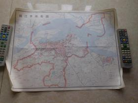 镇江市地名图