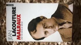 MALRAUX- UNE VIE DANS LE SIECLE(马尔罗)