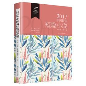 2017中国最佳短篇小说