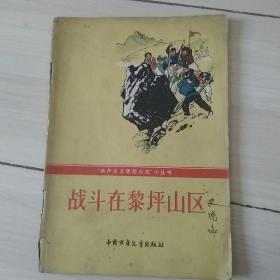 战斗在黎坪山区(1965年姚有多插图)