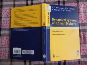 Dynamical Systems and Small Divisors: Lectures given at the C.I.M.E. Summer School held in Cetraro Italy,  原版
