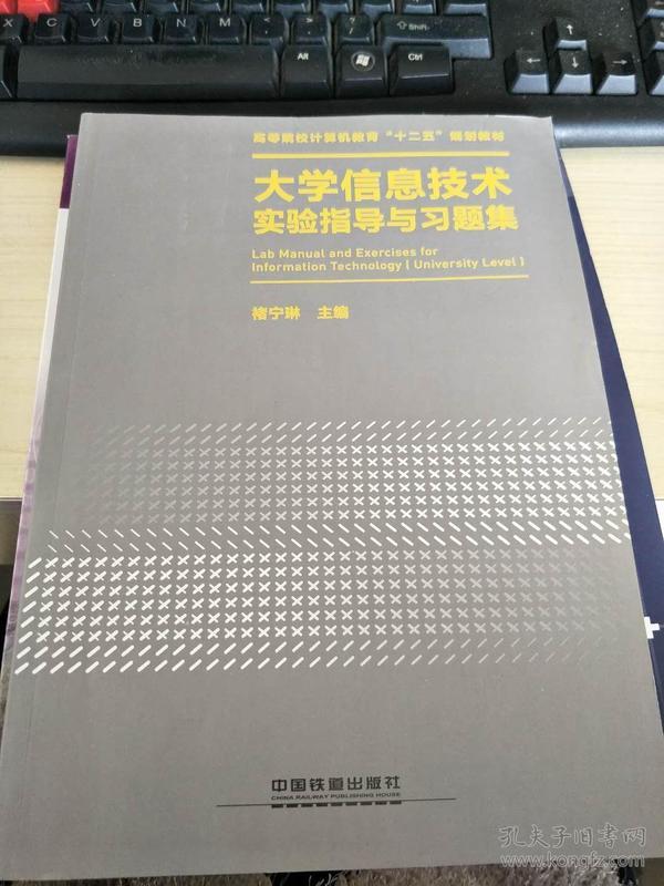 大学计算机实验总结_大学信息技术实验指导与习题集(高等院校计算机教育\