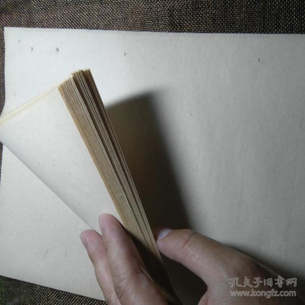 21913清代大开本素白页,保存完好,自然老旧,45张,帘纹漂亮,纸质优,可适用于古籍修复,仿古抄写!!