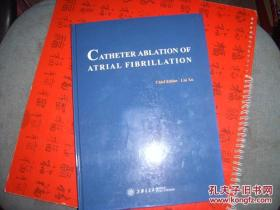 catheter ablation of atrial fibrillation (有光盘)