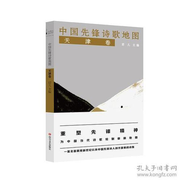 中国先锋诗歌地图:天津卷