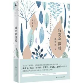 汪曾祺精选集:寂寞和温暖