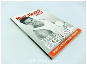 男士健身宝典 Men's Health best: the 15 best exercises 英文原版