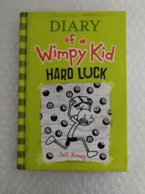 Diary of a Wimpy Kid:Hard Luck, Book 8