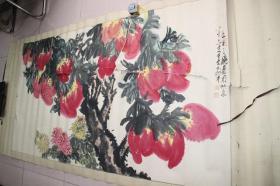 黃剛中·國畫·(173*84)(006)