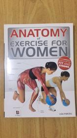 ANATOMYofEXERClSEFORwOMEN妇女运动解剖学