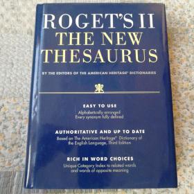 英文原版:ROGETS.ll∽THE.NEW.THESAURUS