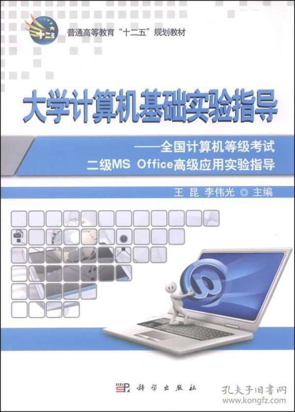 大学计算机基础实验指导:全国计算机等级考试二级MS Office高级应用实验指导