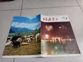 内蒙古画报  复刊号 1979
