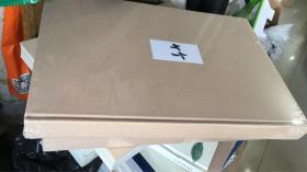 中国历代名画类编系列:故宫画谱-- 竹(8开精装 缺护封)特厚