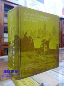 American Literature《美国文学史》