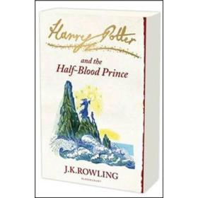 Harry Potter and the Half-Blood Prince哈利波特与混血王子