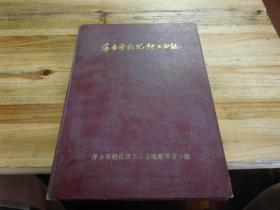 萍乡市轻化纺工业志